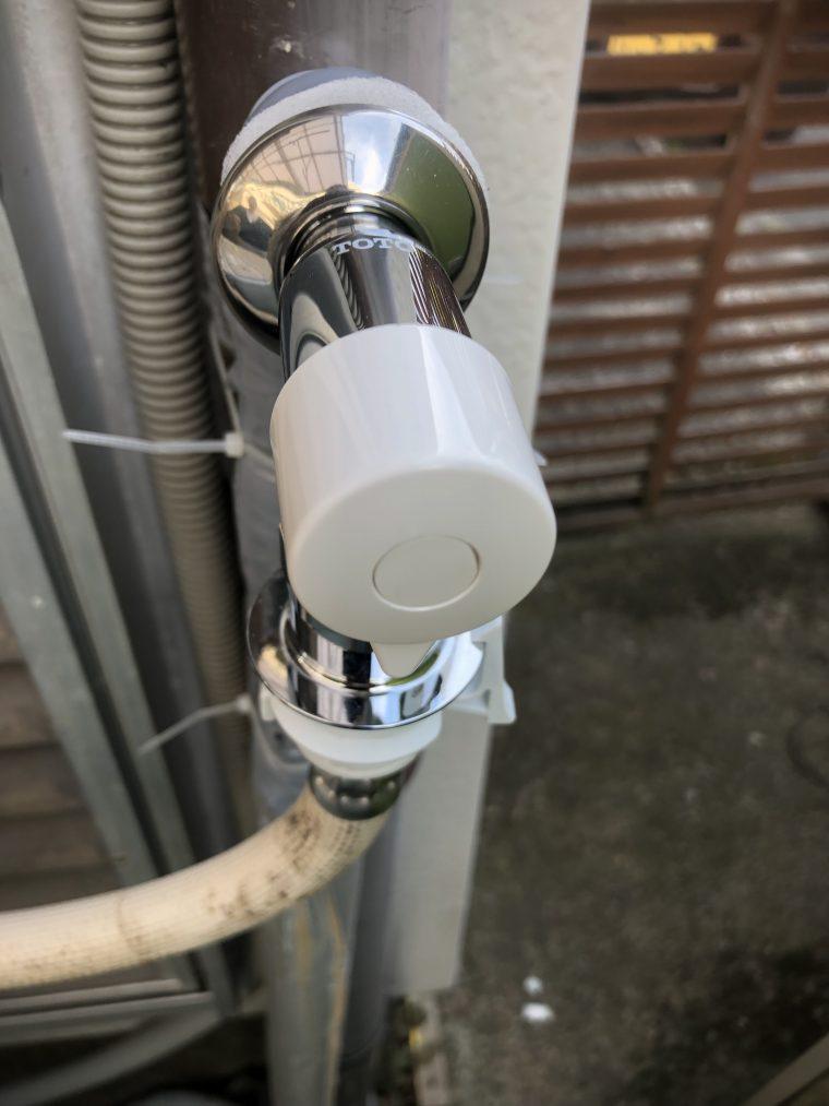 20190610_105 洗濯蛇口交換 和歌山県紀の川市:施工実績