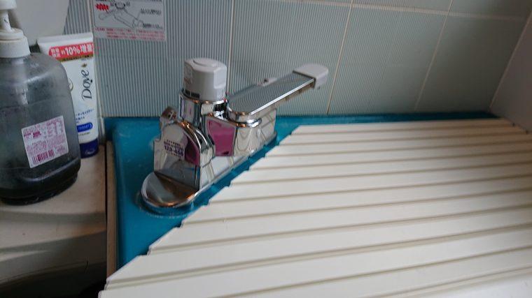 20190611_002 浴室蛇口交換 茨城県石岡市:施工実績