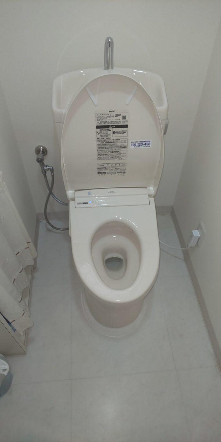 20190612_002 トイレ交換 兵庫県神戸市兵庫区:施工実績