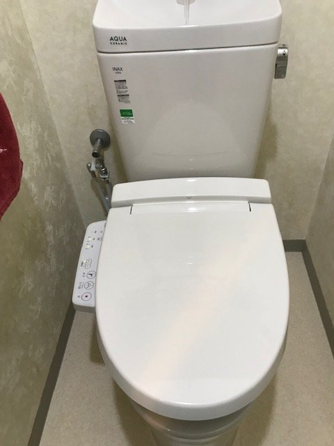 20190612_005 トイレ交換 東京都立川市:施工実績