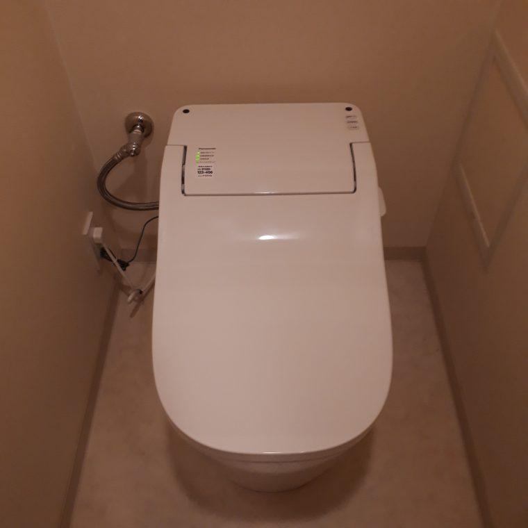 20190614_007 トイレ交換 神奈川県小田原市:施工実績