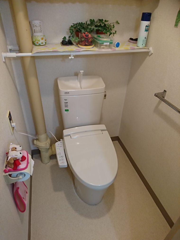 20190614_014 トイレ交換 東京都品川区:施工実績