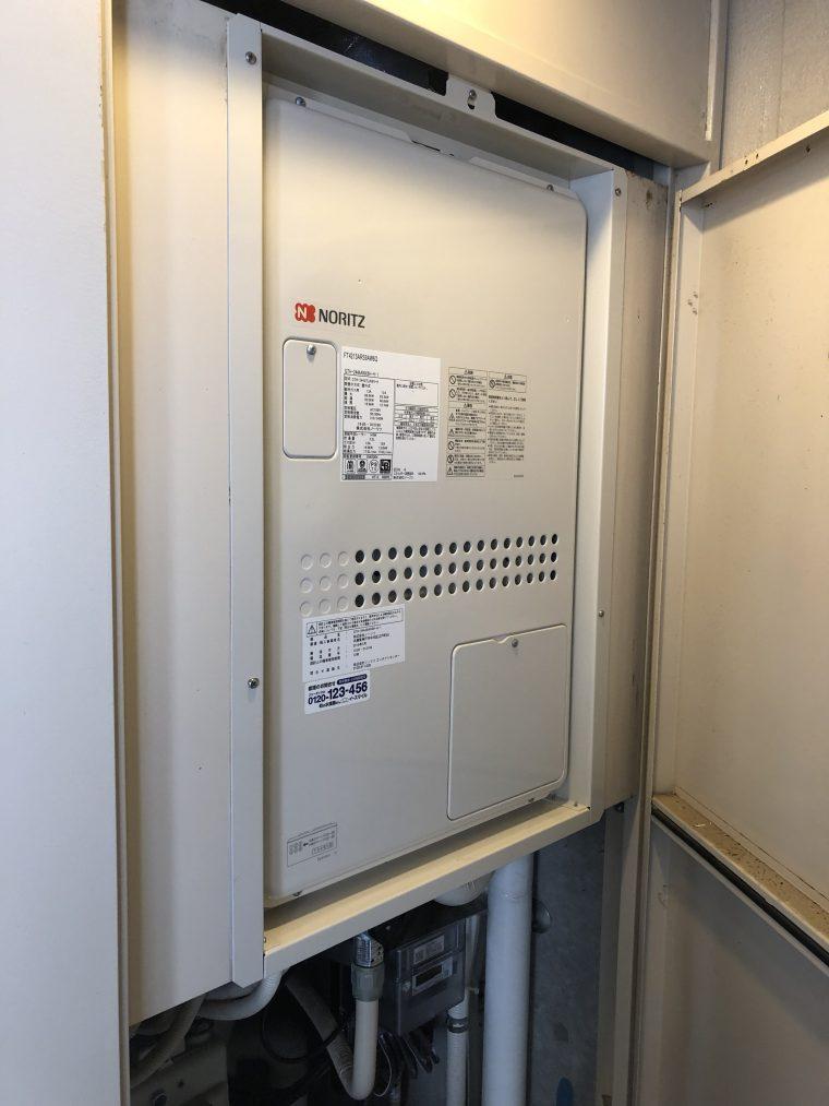 20190617_005 給湯器交換 兵庫県神戸市垂水区:施工実績