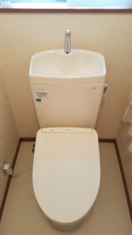 20190617_017 トイレ交換 埼玉県鴻巣市:施工実績