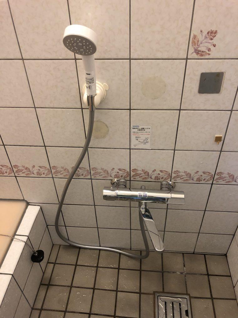 20190617_026 浴室蛇口交換 奈良県桜井市:施工実績