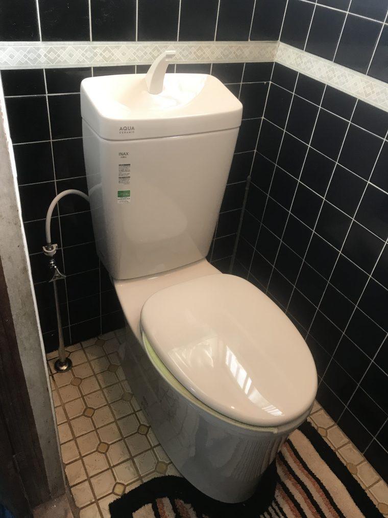 20190617_027 トイレ交換 奈良県大和郡山市:施工実績