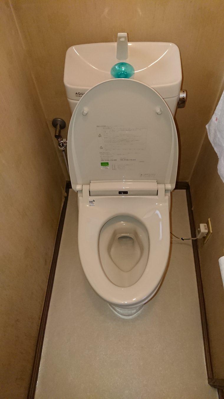 20190617_028 トイレ交換 愛知県名古屋市熱田区:施工実績