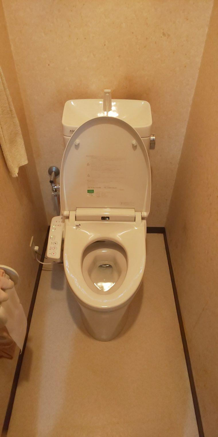 20190617_035 トイレ交換 兵庫県小野市:施工実績