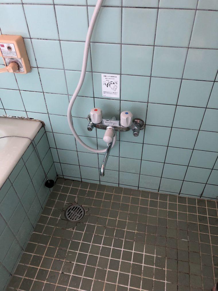 20190617_043 浴室蛇口交換 大阪府高槻市:施工実績