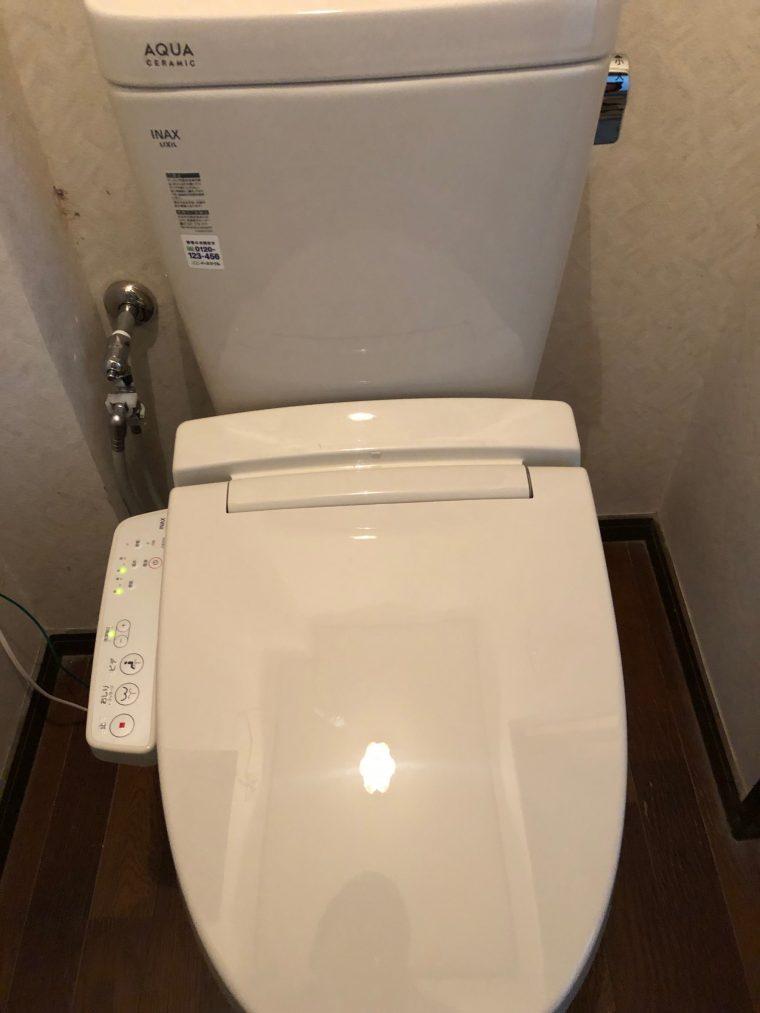 20190625_002 便器交換 愛知県弥富市:施工実績