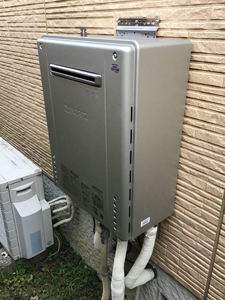 20190628_007 給湯器交換 東京都渋谷区:施工実績