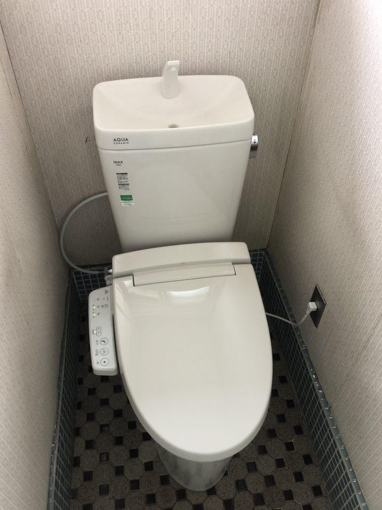 20190628_009 トイレ交換 奈良県奈良市:施工実績