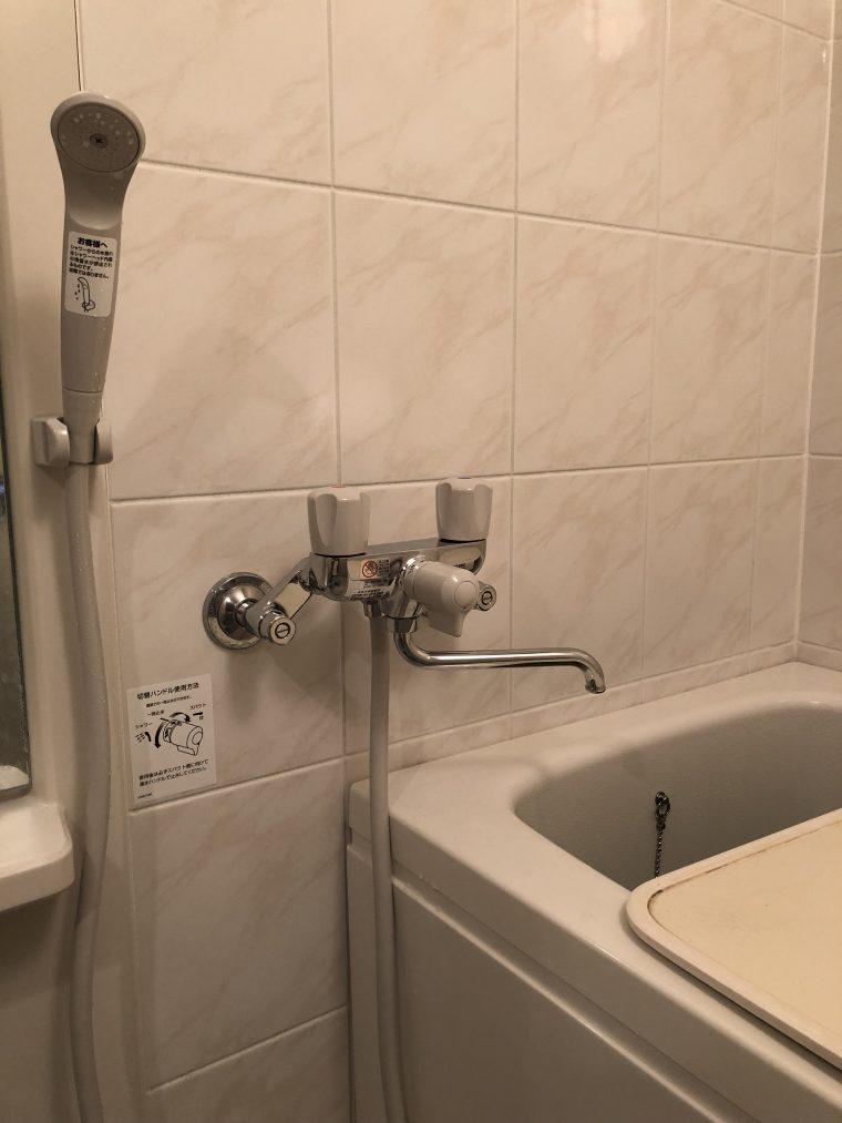 20190701_004 浴室蛇口交換 兵庫県明石市:施工実績
