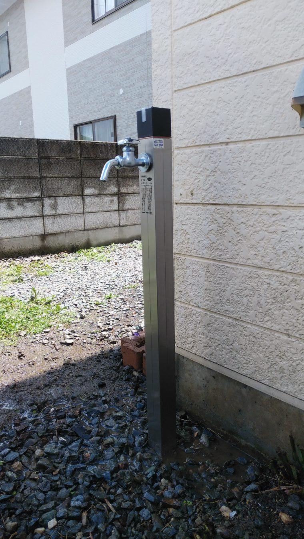 20190701_048 不凍水栓柱交換 長野県伊那市:施工実績