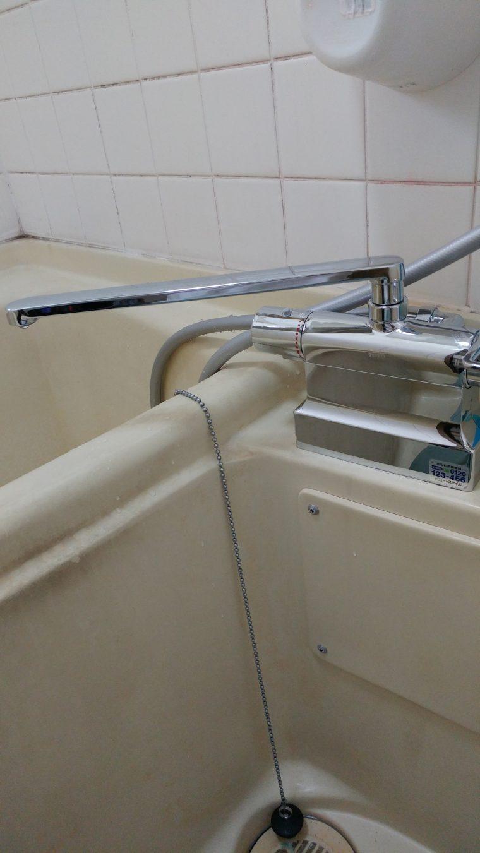 20190701_093 浴室蛇口交換 東京都大田区:施工実績
