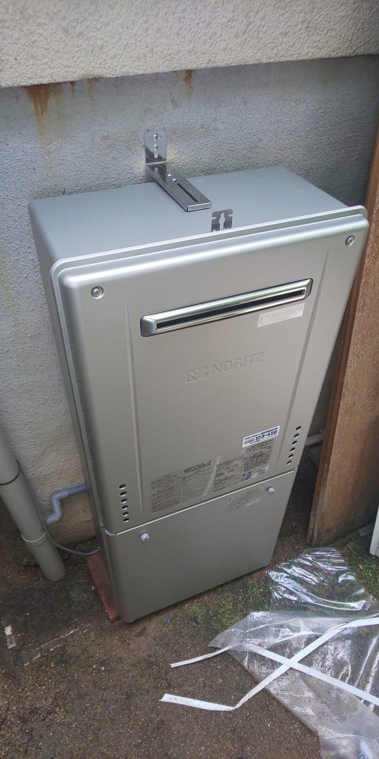 20190701_096 給湯器交換 兵庫県神戸市須磨区:施工実績