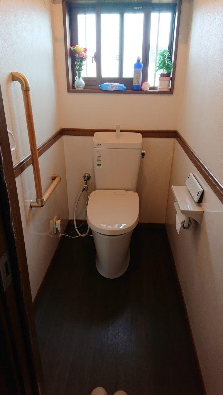 20190704_002 トイレ交換 茨城県水戸市:施工実績