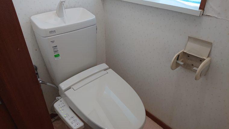 20190704_003 トイレ交換 茨城県稲敷市:施工実績