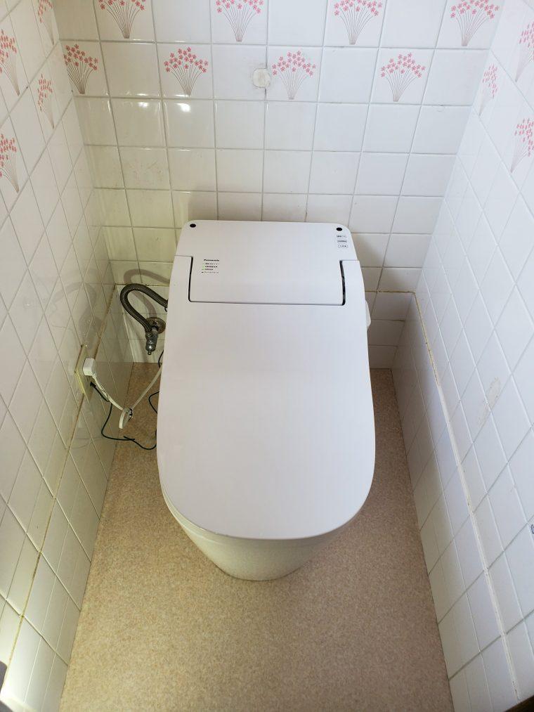 20190704_008 トイレ交換 東京都葛飾区:施工実績