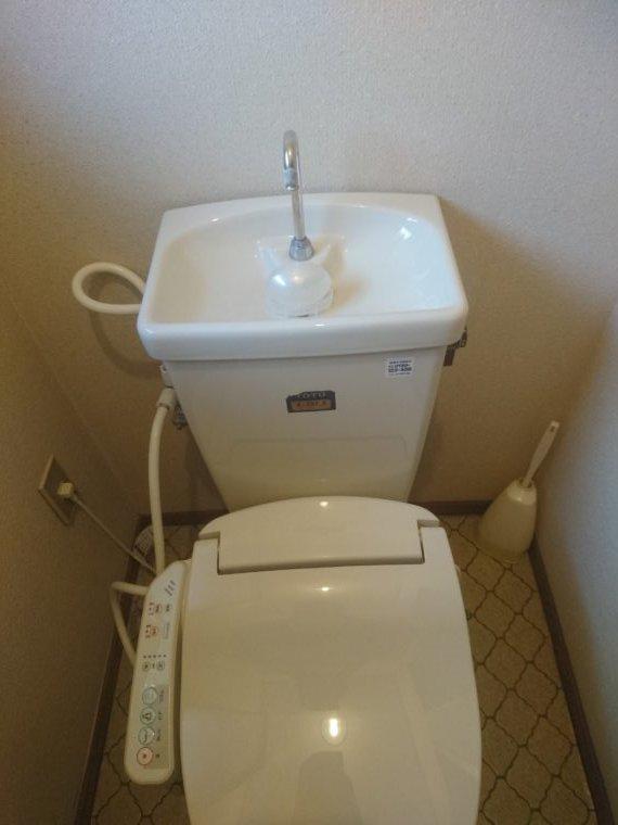 20190709_002 トイレ修理 兵庫県西宮市:施工実績