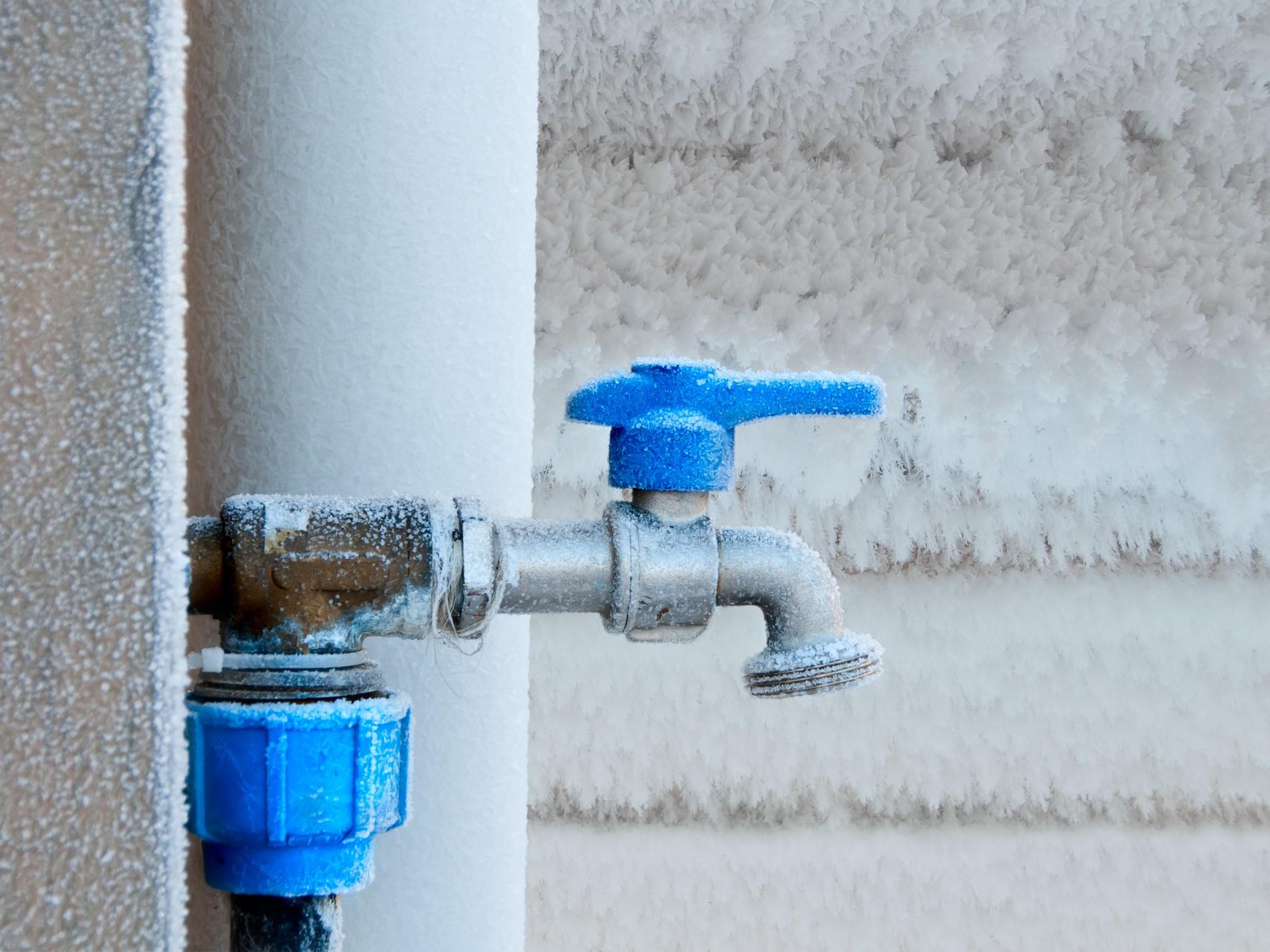 水道が凍結したらどうしたらいい?対策と予防のポイントをおさえておこう!:イメージ